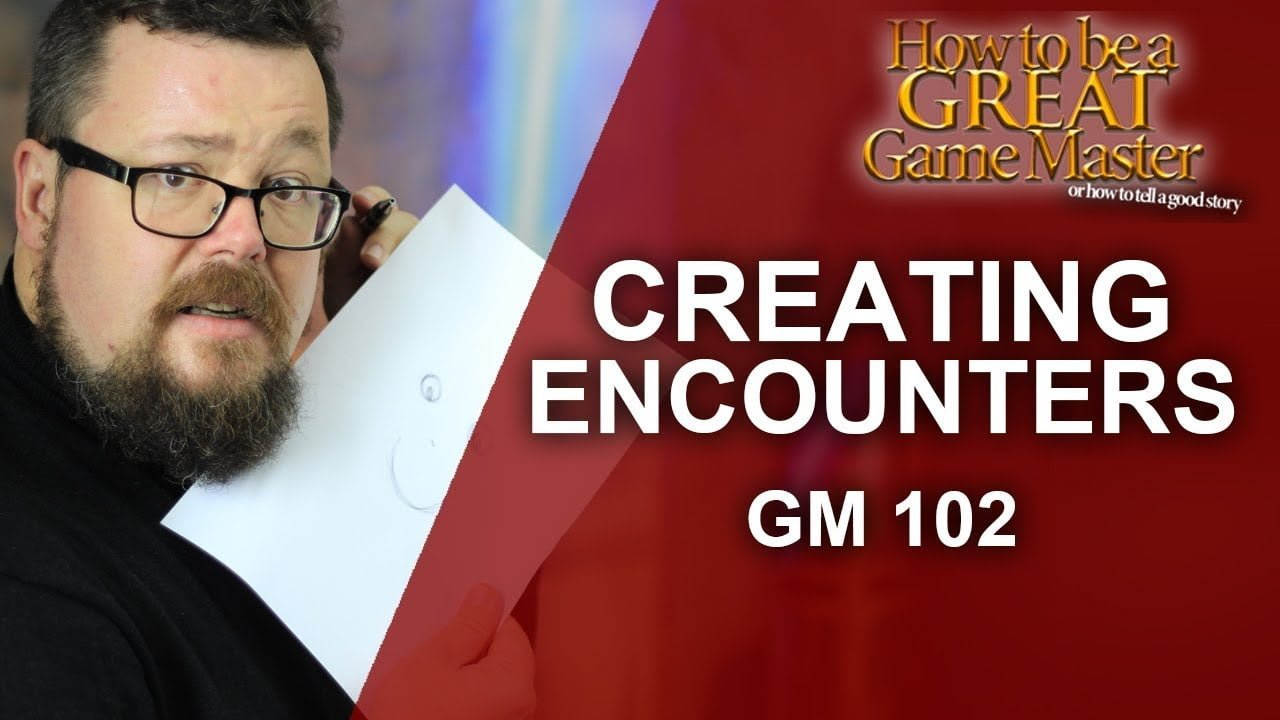 dungeon master creating encounters how to dm