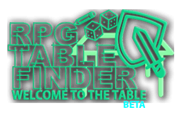 RPG Table Finder Logo