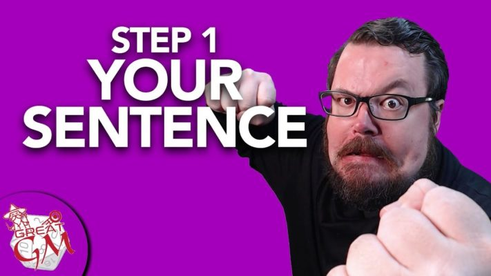 creating your tabletop roleplaying campaign creating your sentence