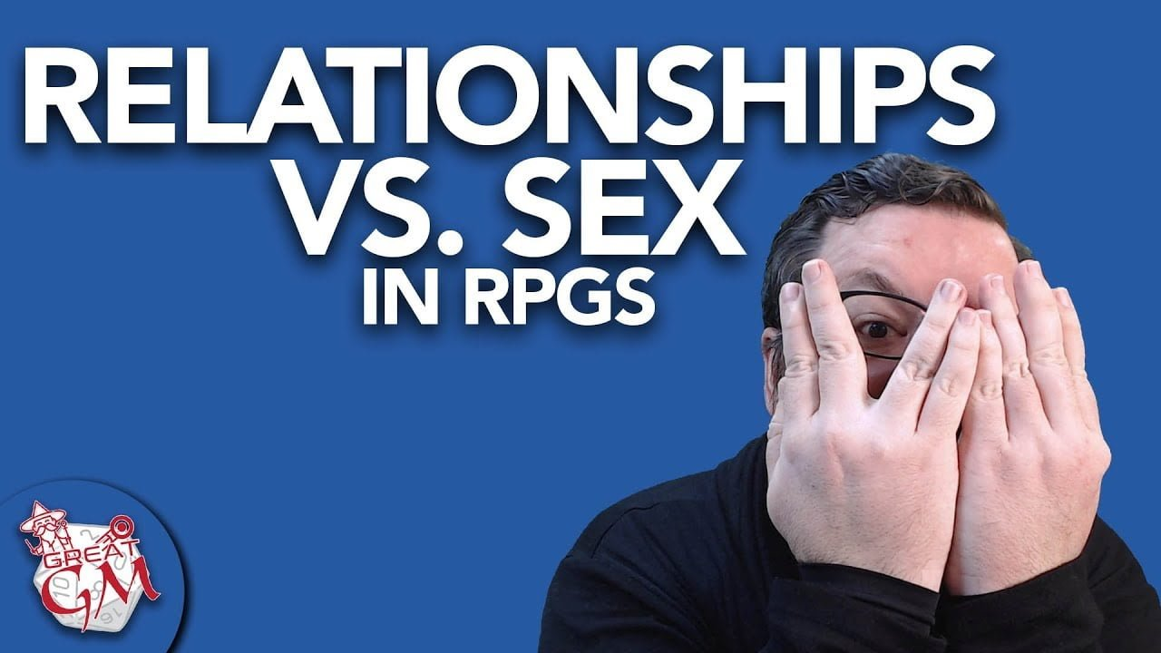 role-playing character relationships