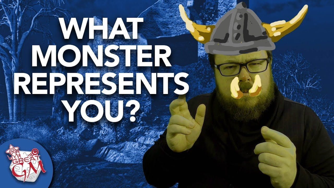 what monster represents you