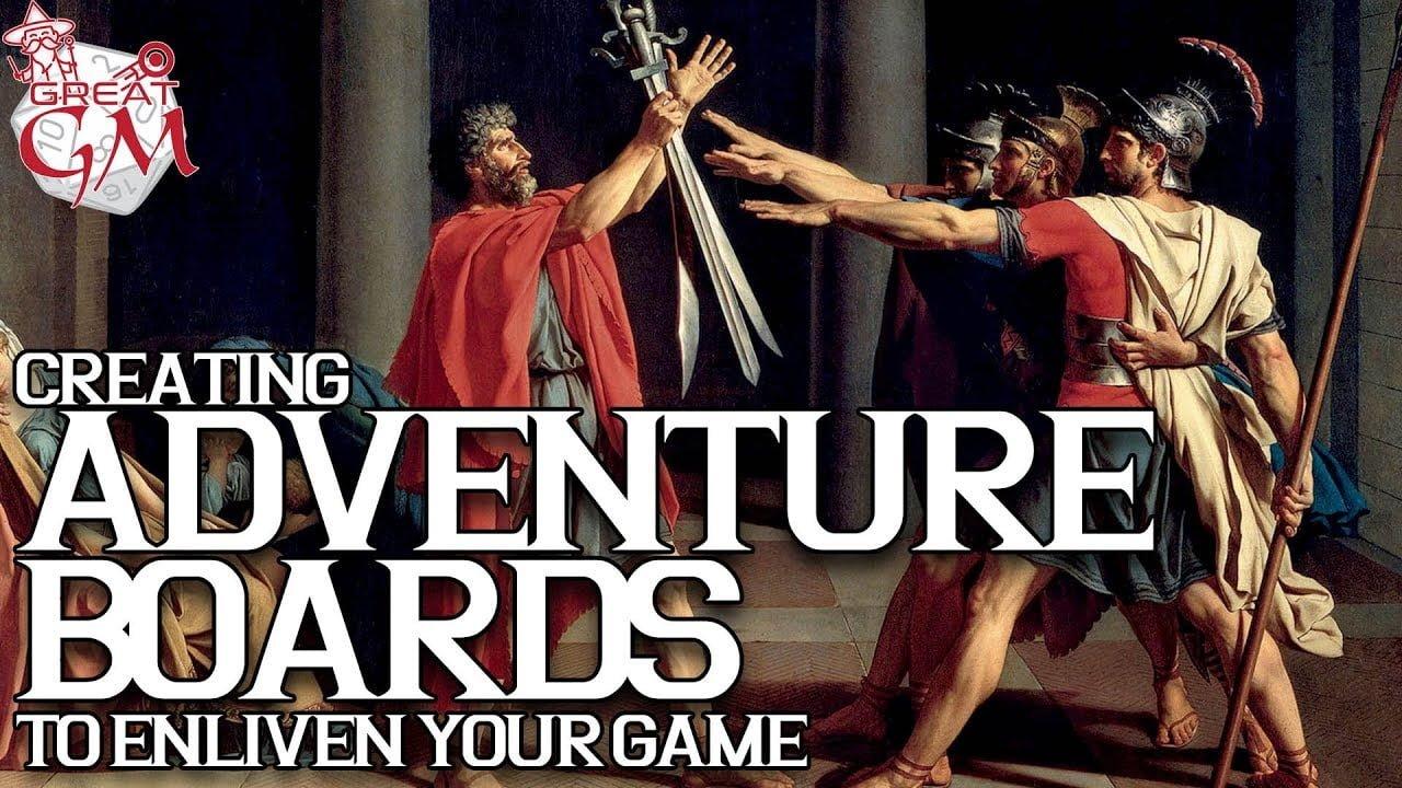 adventure-boards-in-a-ttrpg